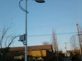 云南官渡区6米太阳能路灯厂家汉威