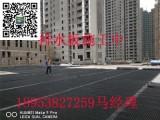 青岛凹凸型排蓄水板15厚/屋顶种植排水板多少钱一平方