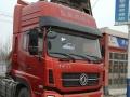 大量出售二手东风天龙牵引车、二手双驱牵引车、各种半挂车及自卸