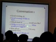 南山英语日语韩语 小班 一对一 初级口语培训