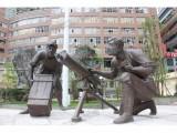 华阳景观雕塑 重庆铸铜雕塑 贵阳城市雕塑 云南雕塑厂