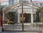 滨海新区安装铁艺大门教程