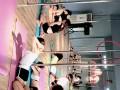 贵阳钢管舞爵士舞双项培训 贵阳钢管舞舞蹈培训学校