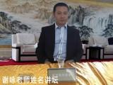 中國較權威的起名專家,謝詠根據生辰八字取名字