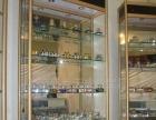 厂家直销批发钛合金展柜 库房货架 烟酒展柜 箱包展柜 药柜