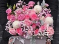 大学城教师节鲜花花束礼盒绿植预定中南大学湖南师大