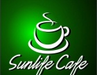 Sunlife Café 森乐咖啡就像是家中的花园