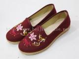 山东规模超大的老北京布鞋市场|吉林布鞋批发价格