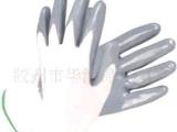 供应普通劳保手(图)劳保手套,浸胶手套,