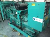 新款二手康明斯柴油发电机120KW回收买卖