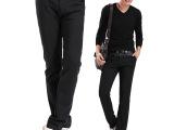 19年专业裤子厂家 批发时尚英伦风格弹力布料休闲裤 修身小脚裤