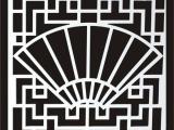 上海雕宝实业密度板镂空玄关设计加工厂家