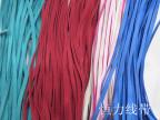厂家供应5MM多色韩国绒绳 DIY必备手链项链材料 复古服装配件批发