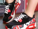 2015新款女士帆布鞋 韩版女士休闲鞋 瘦身摇摇鞋百搭休闲女鞋