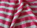 厂家直销 韩国流行时装面料 针织粗针布料