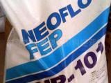 供应 半透 耐高温 聚全氟乙丙烯  F46氟塑料 FEP 日本大