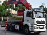 中山随车吊生产厂家直销2吨-25吨折臂随车吊
