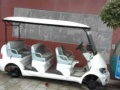 大量出售二手观光车