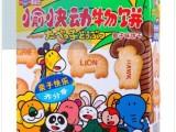 金必氏动物饼干 椰子味 婴幼儿小熊饼干 休闲食品 可爱零食