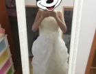 低价婚纱M码,只穿过一次,适合110斤左右的小伙伴