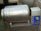 转让食品厂设备滚揉机杀菌锅肉丸机夹层锅