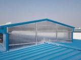 青岛透明保温阳光板温室每平米报价