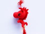 厂家批发 正版雅皮士玩具马 生肖公仔迷你赤兔马 礼品赠品
