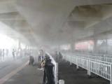 电子厂喷雾加湿器 元件厂除静电设备 石家庄喷雾设备