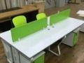 厂家直销低价办公家具屏风隔断工位桌班台沙发椅子