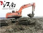 兰州市西固区工程机械沼泽地清淤挖掘机出租