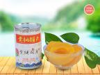 潍坊口碑好的黄桃罐头批发商 青州特产