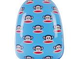 新款ABS儿童拉杆箱蛋壳卡通书包拉链旅行箱卡通行李箱大嘴猴