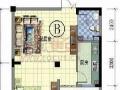 新出历山名郡精装南向一室一厅 户型方正 低价急售