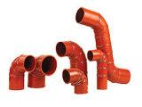 厂家直供 欧曼、陕汽、重汽、红岩、解放、华菱中冷增压器硅胶管
