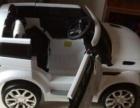 路虎儿童能坐能遥控新的电动车,车子很好