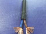 电源线厂家直销RVV2*1.5 黑色挤压线 国标纯铜 质量保证