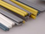 PVC焊条厂家 PVC塑料焊条 PVC工程焊条 PVC双股 2.