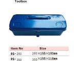 台湾力高五金工具箱包TOOLBOX 铁盒工具盒