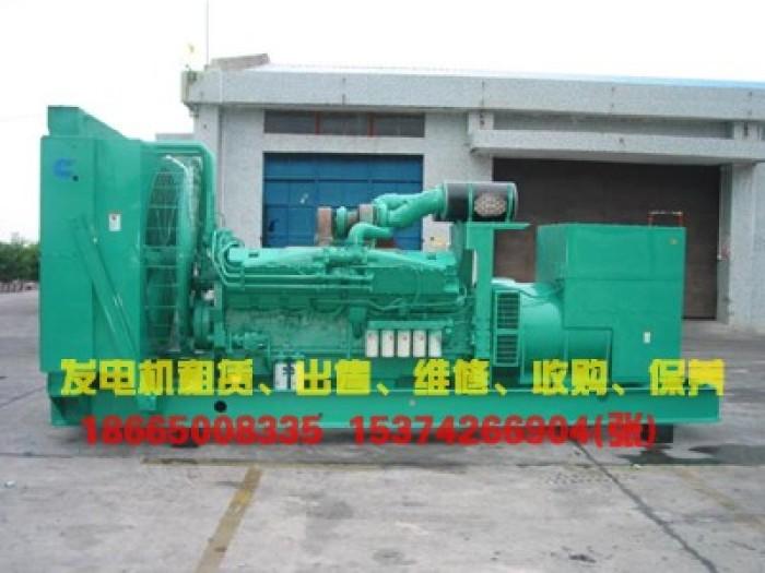 三亚天涯镇柴油发电机组出租,50KW~1800KW价格实惠