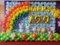 南宁气球装饰-婚礼策划 气球布置培训
