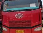 一汽解放解放J6P牵引车首付8万可提车