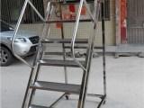 深圳厂家定做不绣钢物流登高车 可按要求尺寸定做