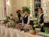 西安领秀专业提供会议茶歇自助餐冷餐会酒会私宴