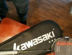 全新KAWASAKI羽毛球拍转让