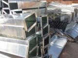 北京怀柔通风管道厨房排烟加工安装