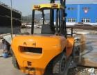 天津宝坻8吨10吨叉车租赁,香河叉车出租起重搬运