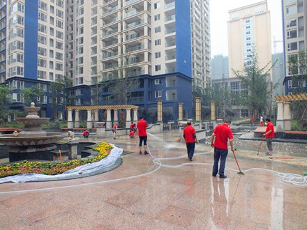 杭州保洁公司八大主城区均可上门服务