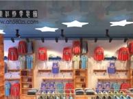 合肥创意童装店设计童装专卖店装修效果图专业工装公司