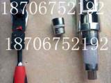 机械式钢轨塞钉线取线器拔出器陕西鸿信铁路设备有限公司