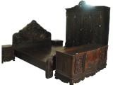 陕西省 高价收购红木家具 西安大红酸枝沙发大床老红木高价求购